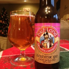 506. Highland Brewing Co – Kashmir IPA India Pale Ale