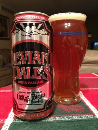 513. Oskar Blues Brewery - Deviant Dale's India Pale Ale