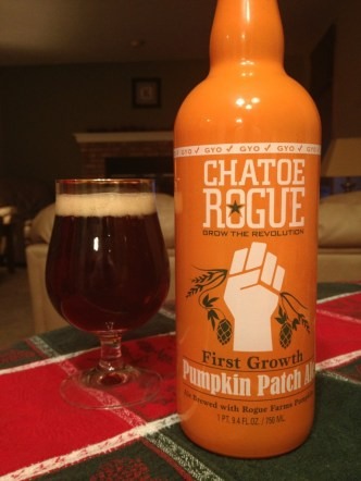 518. Chatoe Rogue - First Growth Pumpkin Patch Ale