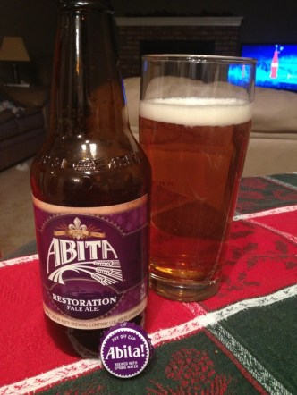 519. Abita Brewing - Restoration Pale Ale