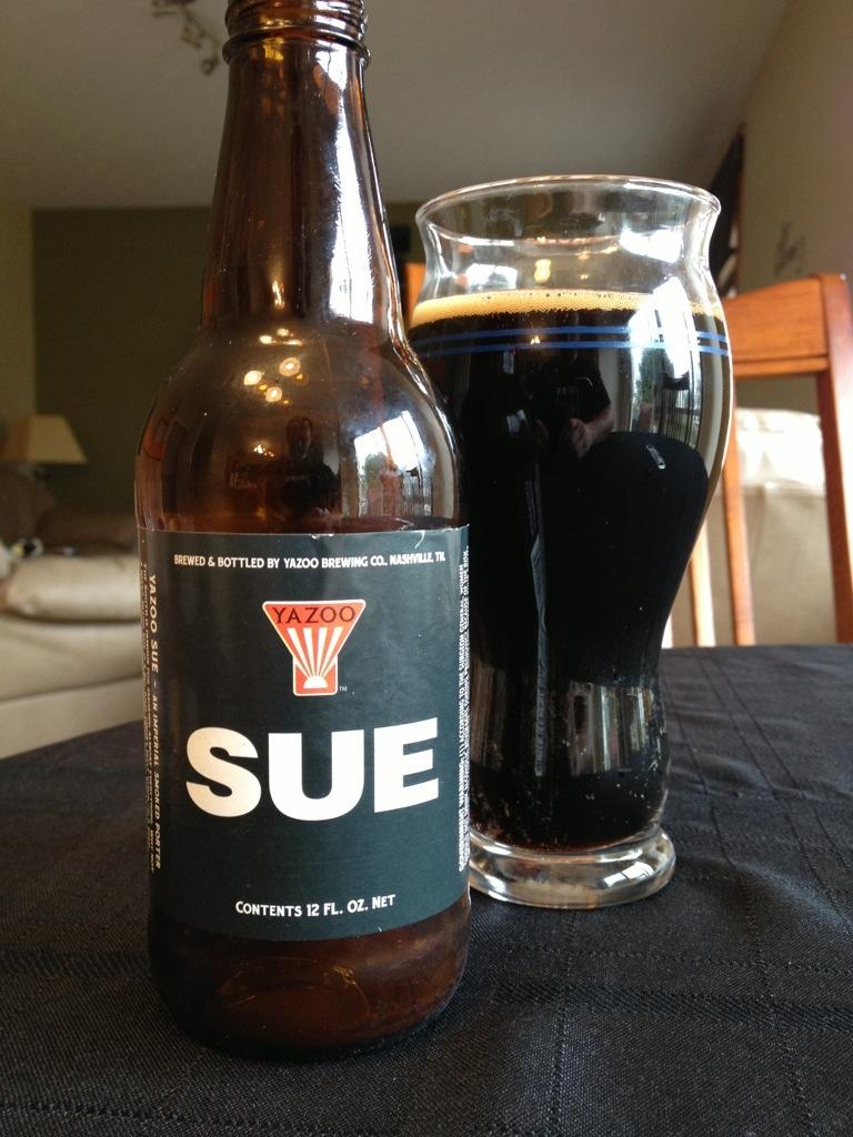 523  Yazoo Brewing – SUE Imperial Smoked Porter | 1000 Beers