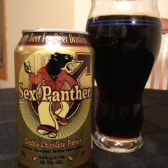 534. SanTan Brewing – Sex Panther Double Chocolate Porter