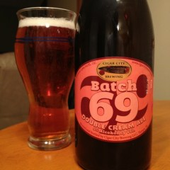 538. Cigar City Brewing – Batch 69 Double Cream Ale