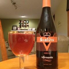 540. Brasserie Dubuisson – Scaldis Refermentée Amber Ale