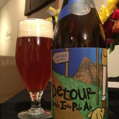 545. Uinta Brewing – Crooked Line Detour Double India Pale Ale