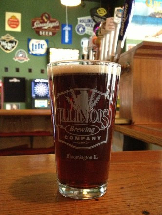 563. Illinois Brewing Co. - Big Beaver Brown Ale