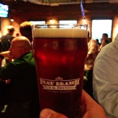 574. Flat Branch Pub & Brewery – Red Wheat