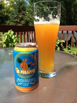 579. SanTan Brewing Co. - Mr. Pineapple Wheat Beer