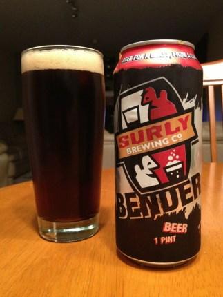 587. Surly Brewing Co. - Bender Beer