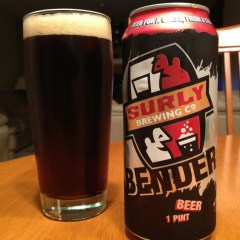 587. Surly Brewing Co. – Bender Beer