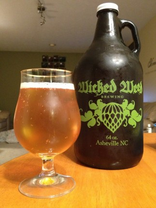604. Wicked Weed Brewing - Freak Double IPA