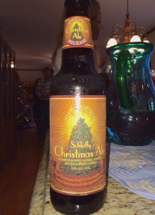 639. St. Louis Brewery / Schlafly - Schlafly Christmas Ale