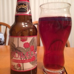 648. Founders Brewing – Rübæus Pure Raspberry Ale
