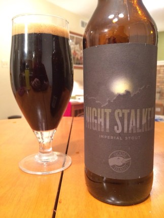 677. Goose Island - 2012 Night Stalker Imperial Stout