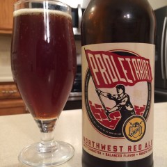 694. Lompoc Brewing – Proletariat Northwest Red Ale