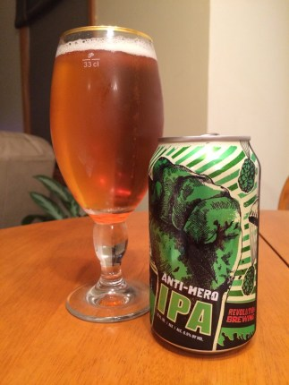 696. Revolution Brewing - Anti-Hero IPA