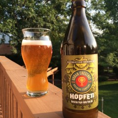 709. Urban Chestnut Brewing Co. – Hopfen Bavarian-Style IPA