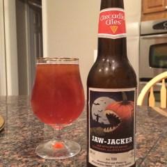739.  Arcadia Ales – Jaw-Jacker Ale