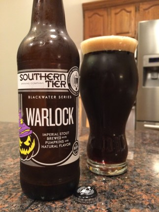 743. Southern Tier Brewing - Warlock Imperial Pumpkin Stout