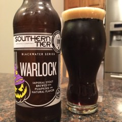 743. Southern Tier Brewing – Warlock Imperial Pumpkin Stout