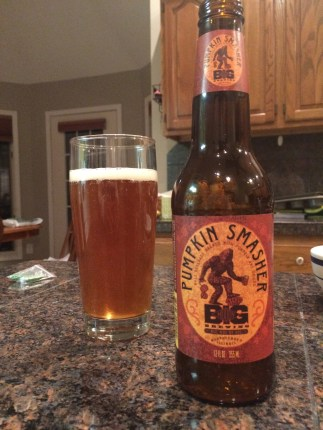 746.  Big Muddy Brewing - Pumpkin Smasher