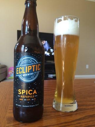 763. Ecliptic Brewing - Spica Hefepils