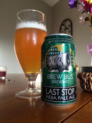 768. Brew Bus Brewing - Last Stop India Pale Ale