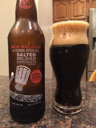 773. New Belgium & Perennial Artisan Ales - Salted Belgian Chocolate Stout