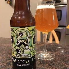 789. Flat 12 Bierwerks – Half Cycle IPA