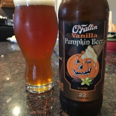 790. O'Fallon Brewery – Vanilla Pumpkin Beer