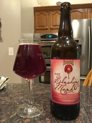 Founders Brewing - 2015 Blushing Monk