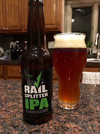 794. Triton Brewing - Rail Splitter IPA