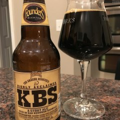 800. Founders Brewing – Kentucky Breakfast Stout 2009 KBS
