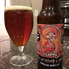 811. Flat 12 Bierwerks- Hello My Name is Amber