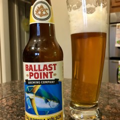 870. Ballast Point – California Kolsch