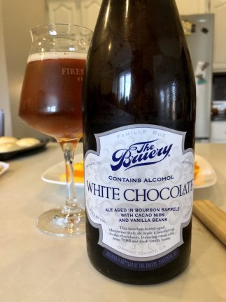 941. The Bruery - White Chocolate