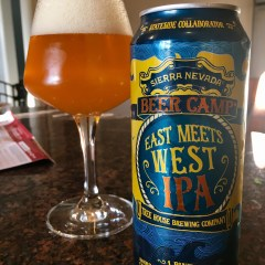 873. Sierra Nevada/Tree House – East Meets West IPA