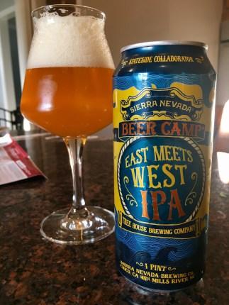 873. Sierra Nevada/Tree House - East Meets West IPA