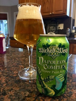 Wicked Weed - Napoleon Complex Hoppy Pale Ale