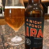 882. Three Taverns Brewery – A Night on Ponce IPA