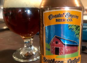 957. Coastal Empire Beer Co. – Southern Delight Praline Amber