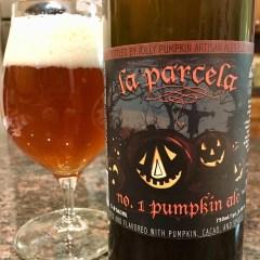 886. Jolly Pumpkin – La Parcela No. 1 Pumpkin Ale