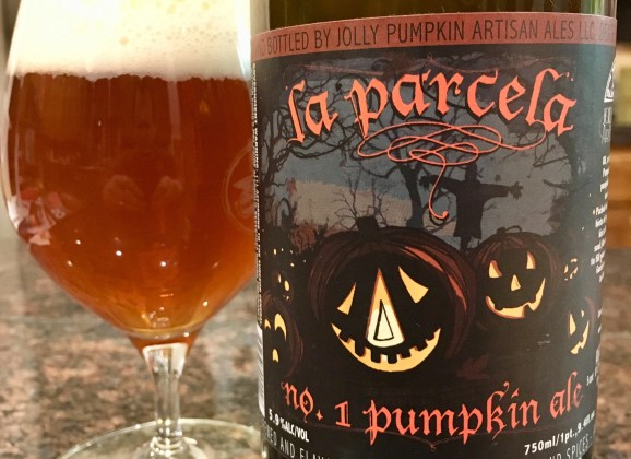 886. Jolly Pumpkin – La Parcela No. 1 Pumpkin Ale