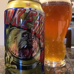 893. Straight to Ale – Monkeynaut IPA