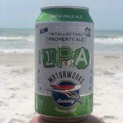 967. Motorworks Brewing – Intellectual Property Ale IPA