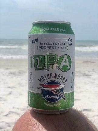 967. Motorworks Brewing - Intellectual Property Ale IPA