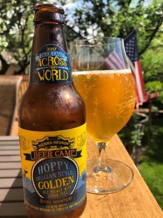 904. Sierra Nevada / Duvel - Hoppy Belgian-Style Golden Ale