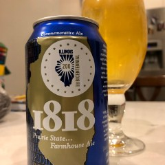 926. Hand of Fate – 1818 Prairie State Farmhouse Ale