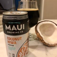 939. Maui Brewing – Coconut Hiwa Porter