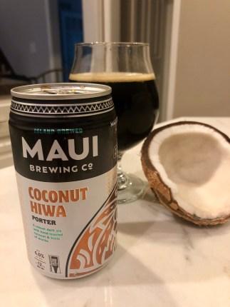 937. Maui Brewing - Coconut Hiwa Porter